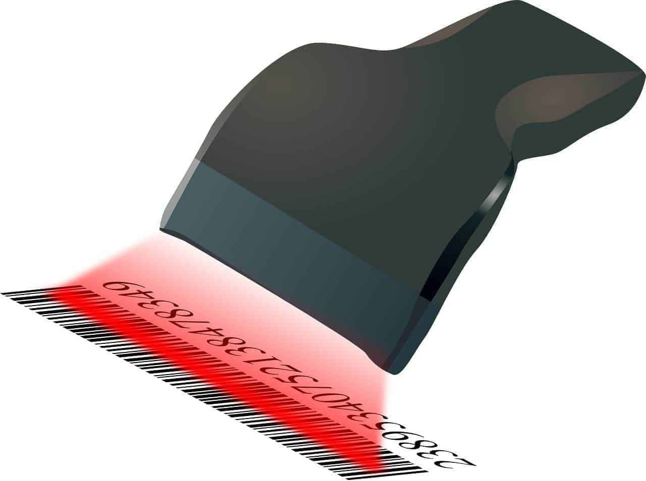scanner code barres