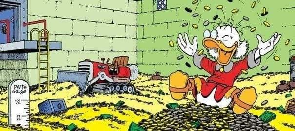 picsou argent
